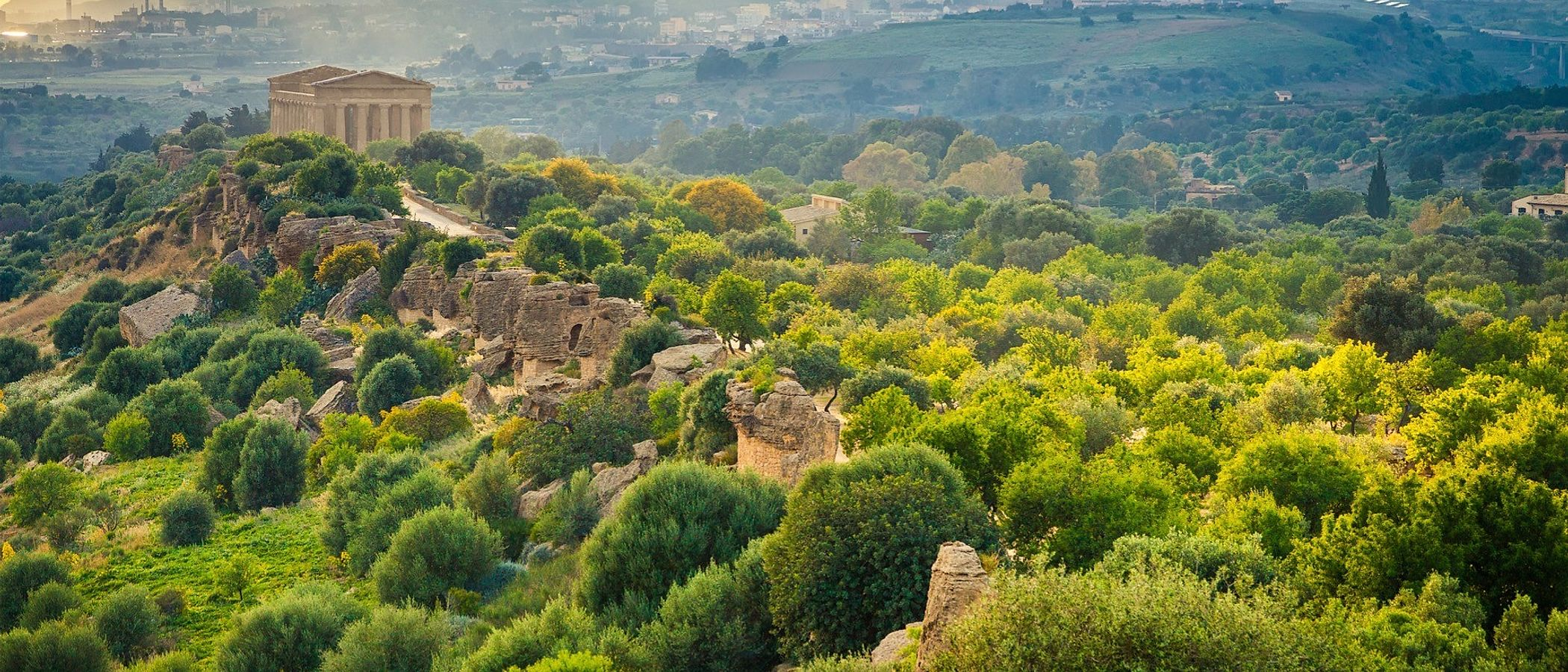 Agrigento travel packages
