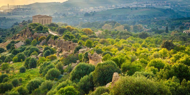 2 days in Agrigento