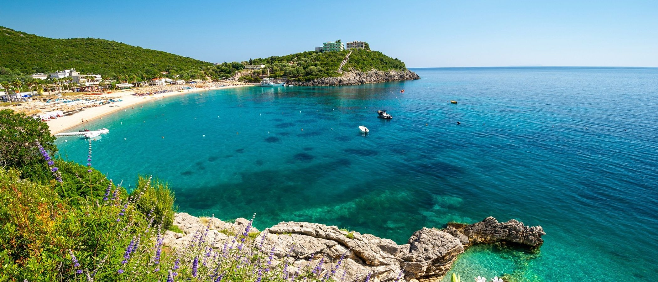 Albanian Riviera vacation packages