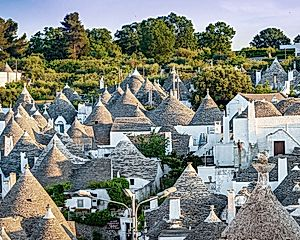 2 Nights in Alberobello