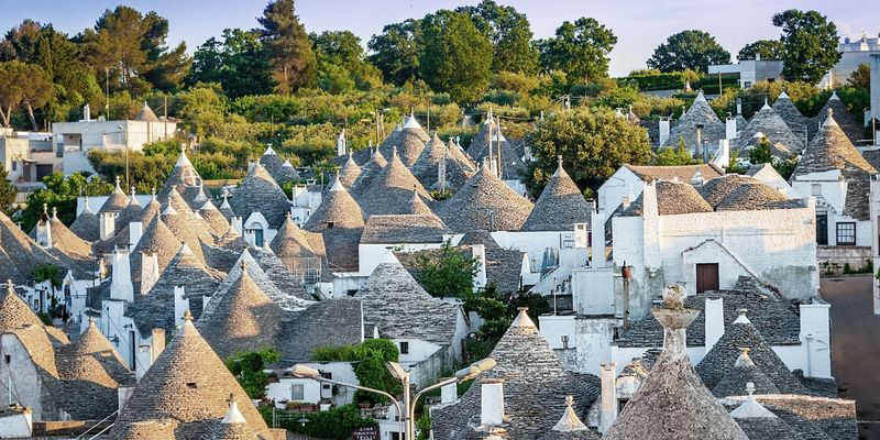 3 days in Alberobello
