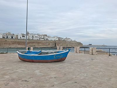 Swim and Dine in Monopoli