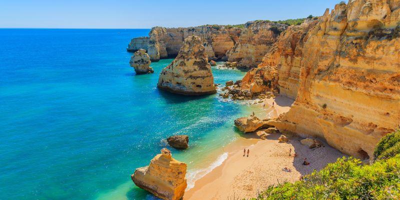 4 days in Algarve