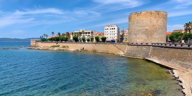 4 days in Alghero