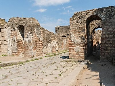 Pompeii & Herculaneum Group Tour from Amalfi