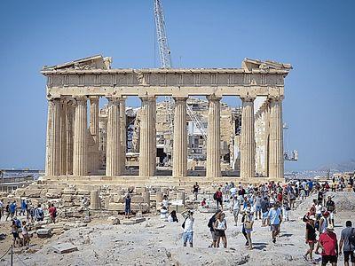 Acropolis for Families Private Tour