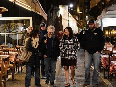Athens by Night Food and Wine Tasting Small Group Tour