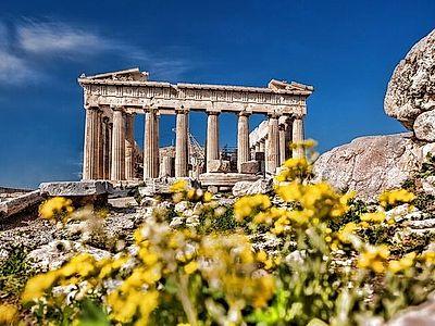 Athens Highlights Mythology Small Group Tour