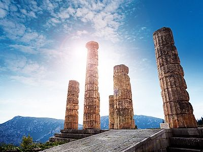 Delphi Private Day Trip
