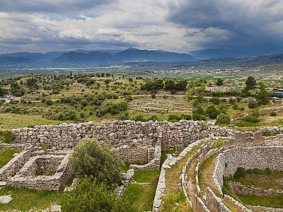 Mycenae and Nafplio Private Day Trip
