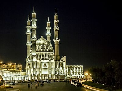 Baku by Night Private Tour