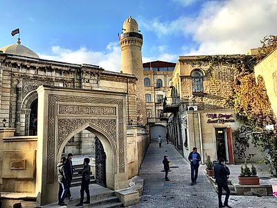 Baku Highlights Driving & Walking Private City Tour