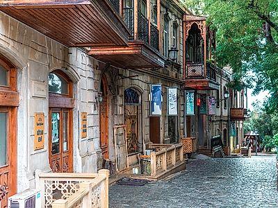 Baku Old Town Private Walking Tour