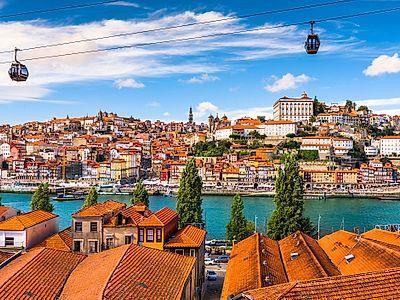 Porto by Air