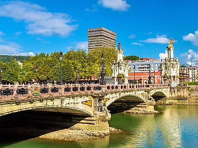 Upgrade to San Sebastian by Private Transfer with a stop in Pamplona