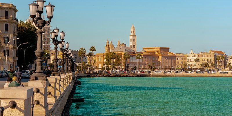 1 days in Bari