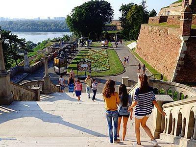 Belgrade's Yugoslavian Heritage Private Tour