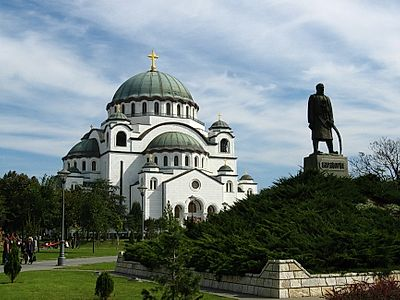 Serbian Orthodox Heritage Private Walking Tour
