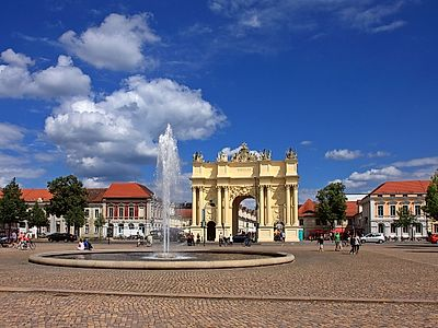 Potsdam, City of Kings: 6-hour Private Walking Tour
