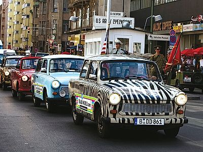 Trabi Safari Group Tour