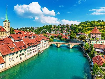 Bern Old City Private Tour