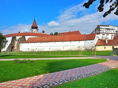 Bran Castle and Fortified Churches Private Day Trip