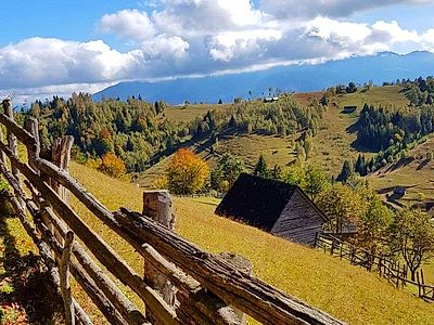 Experience Local Life in the Romanian Mountain Villages, Magura & Pestera