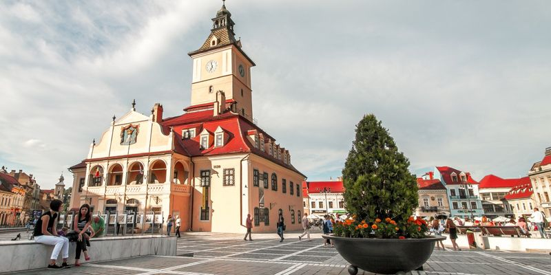 4 days in Brasov