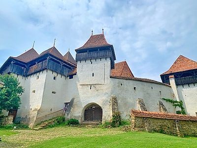 Sighisoara by Private Transfer with Stops at UNESCO Fortified Churches
