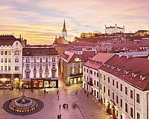 2 Nights in Bratislava