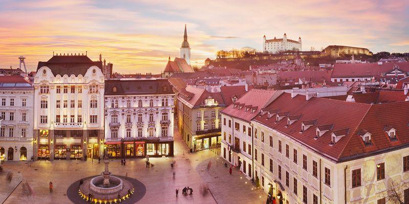 3 days in Bratislava