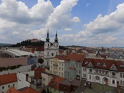Historic Brno Private Walking Tour