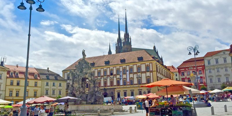 3 days in Brno
