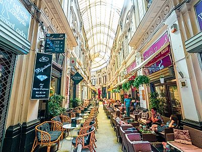 Bucharest Private Walking Tour for Families with Kids