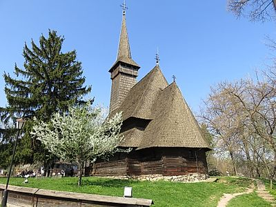 Traditions in Bucharest: Village Museum and Wine Tasting Private Tour