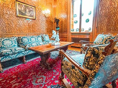Discover the Mansion of Romania's Last Dictator