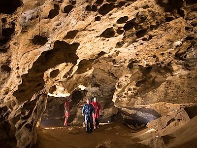 Budapest Caving Adventure Small Group Tour