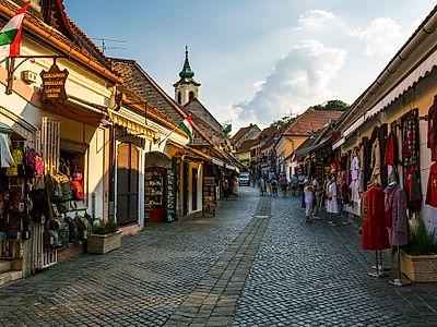 Szentendre Artist's Village Private Tour