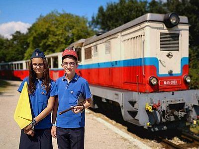 The Children's Railroad