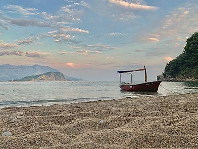 The Beaches of Budva