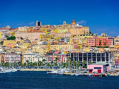 Cagliari Private City Tour