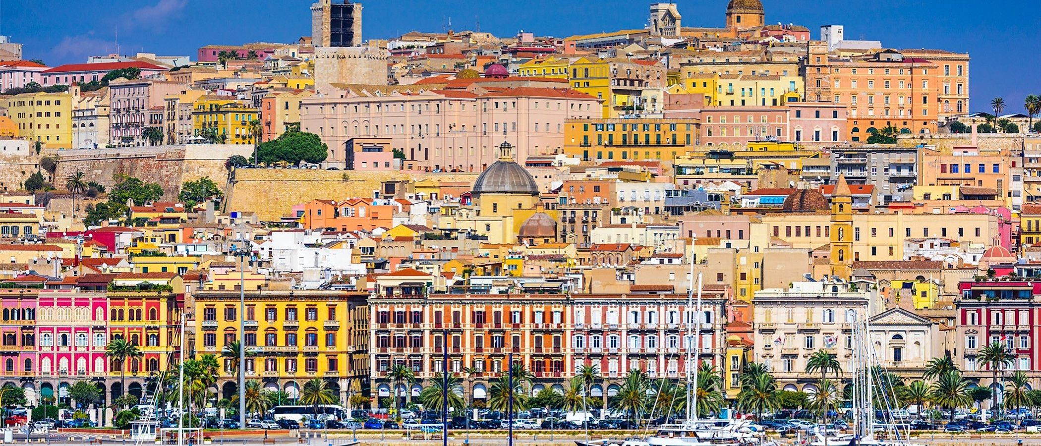 Cagliari travel packages