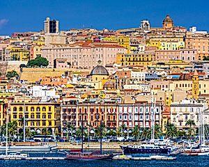 3 Nights in Cagliari
