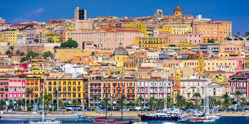 4 days in Cagliari