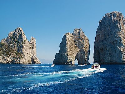 Capri Full Day Private Boat Tour