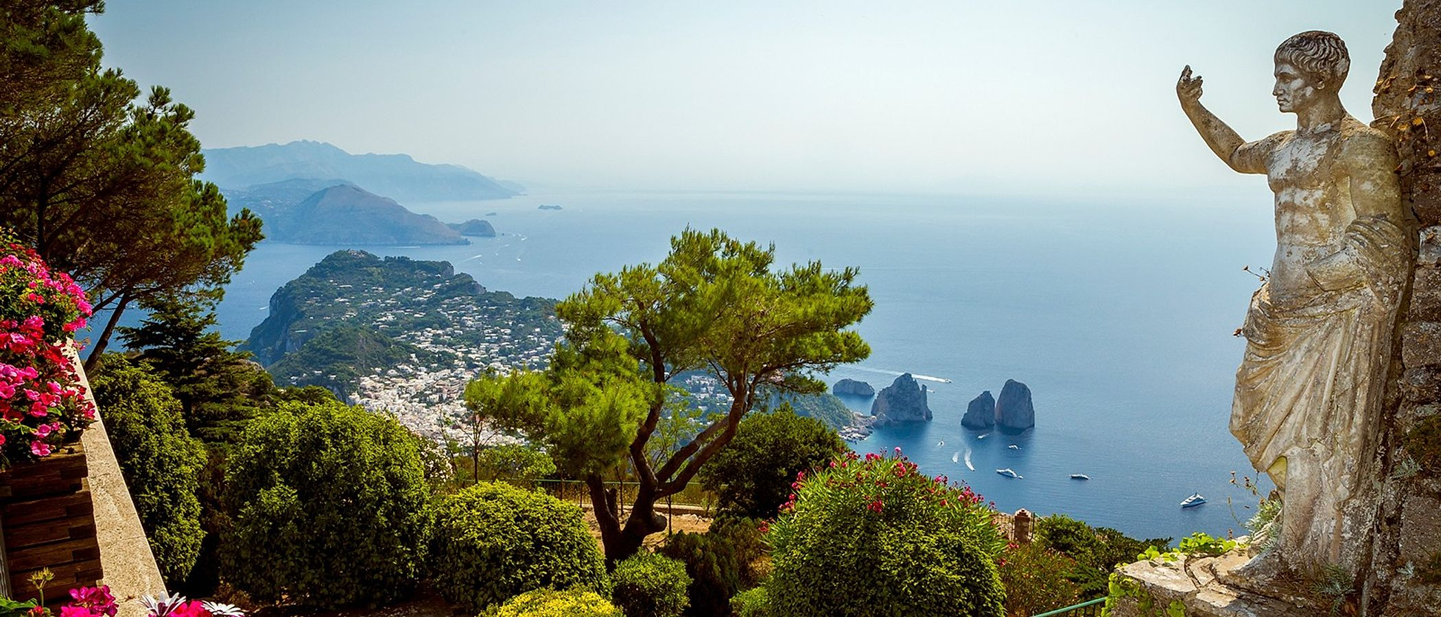 Capri travel packages
