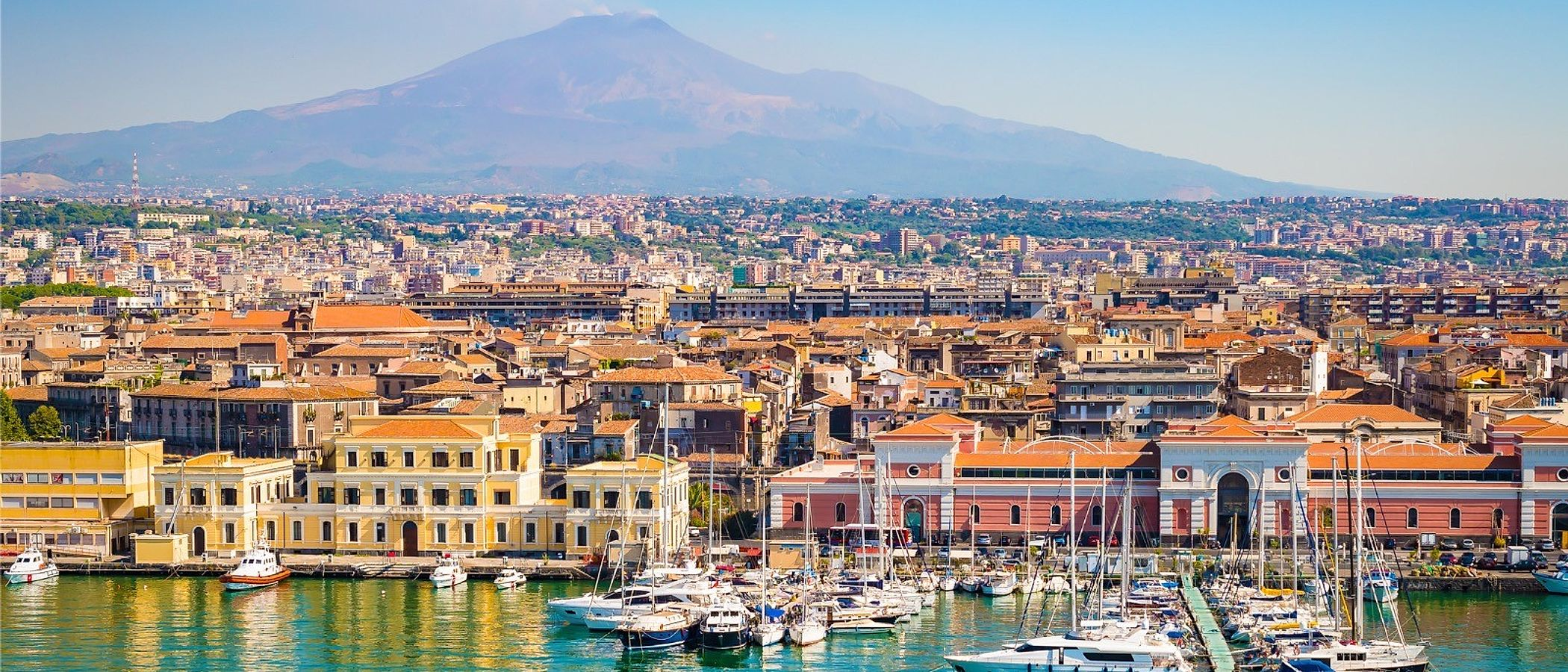 Catania travel packages