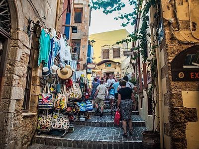 Street Stories of Chania Small Group Tour