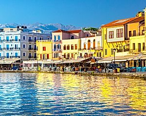 3 Nights in Chania