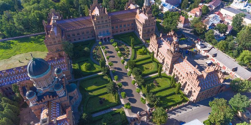 2 days in Chernivtsi
